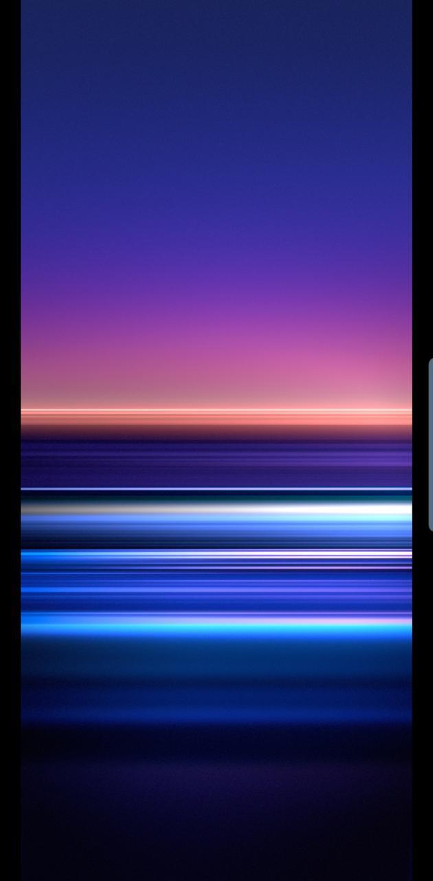 Xperia 1 Blue