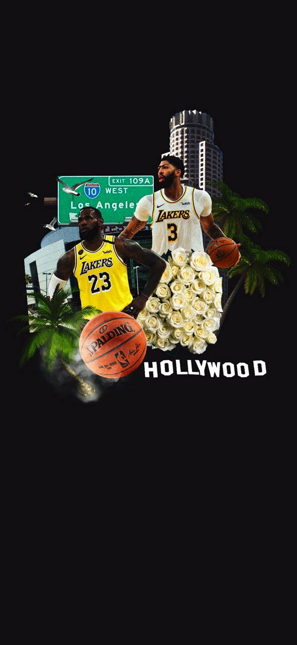 Lakers Town