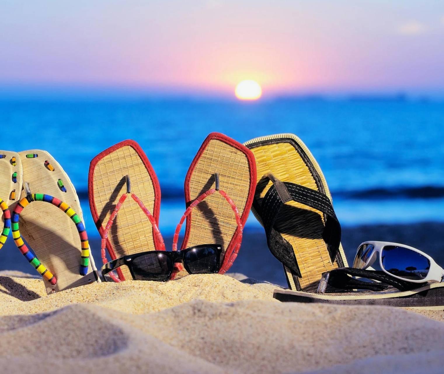 Beach Flip-flops