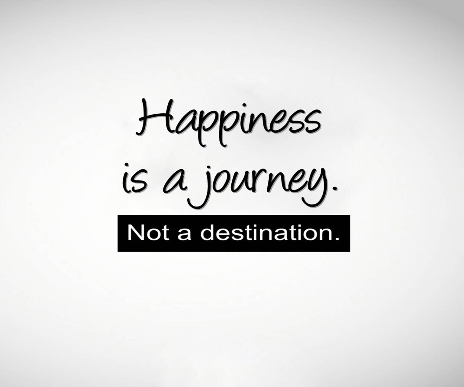 Not A Destination