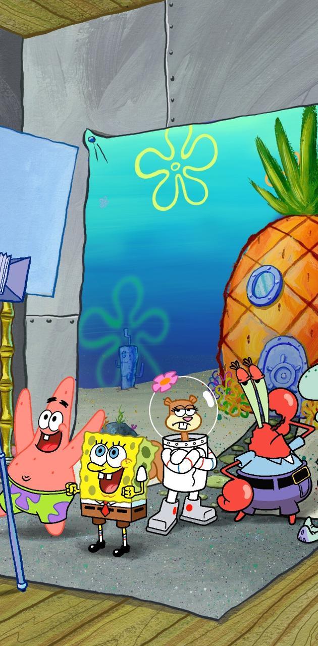 Spongebob Crew