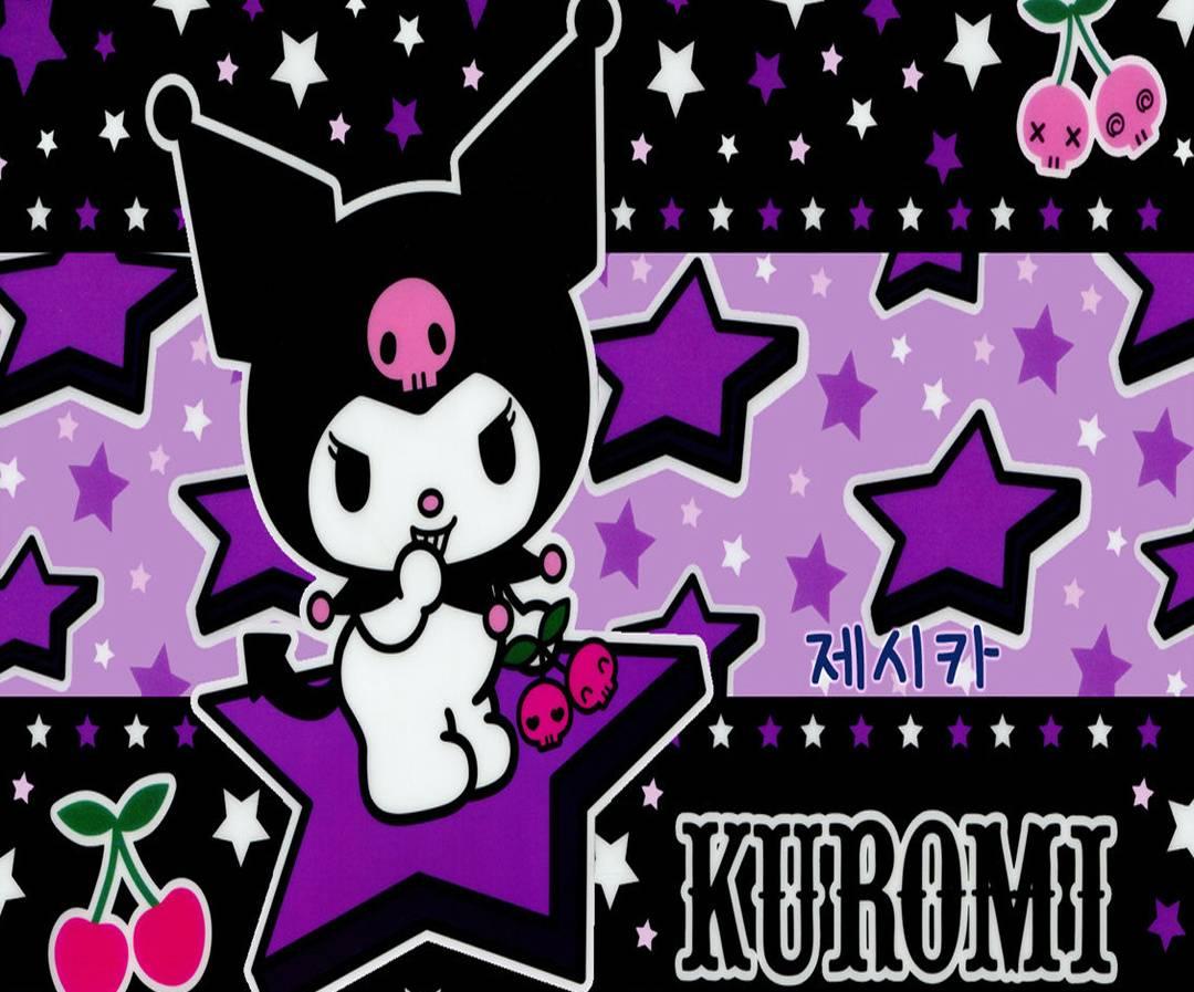 Purple Kuromi