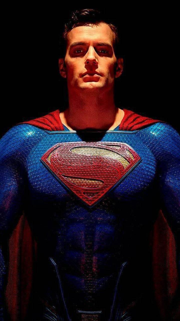 JL Superman Poster