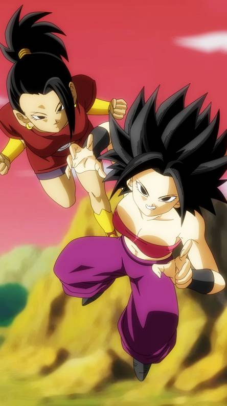 Kale and caulifla