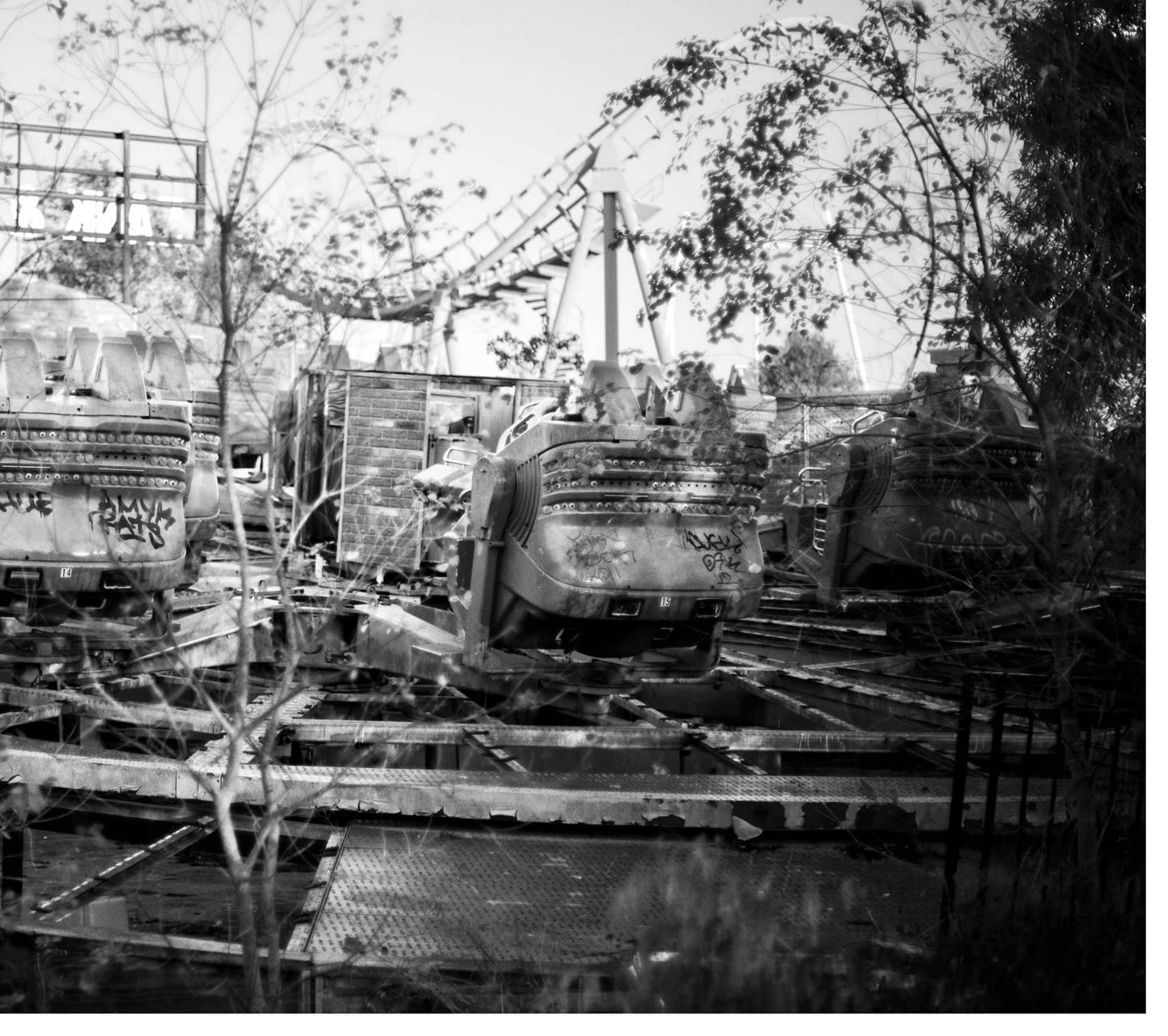 Abandoned park 1