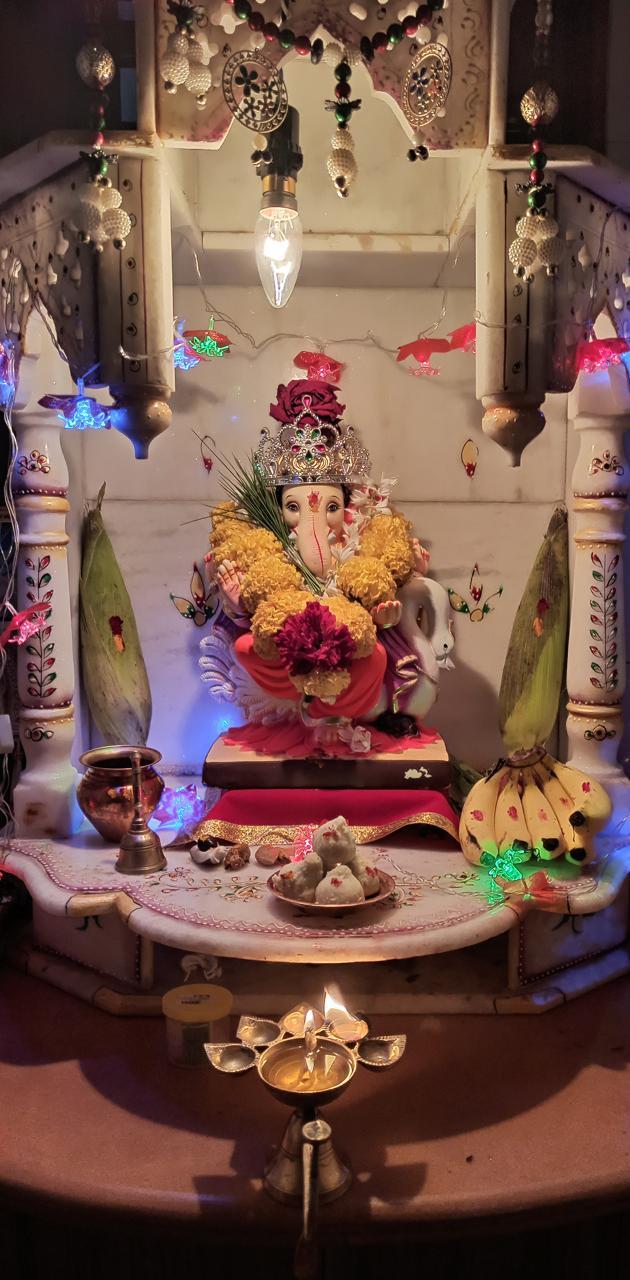 Ganpati bappa moraya