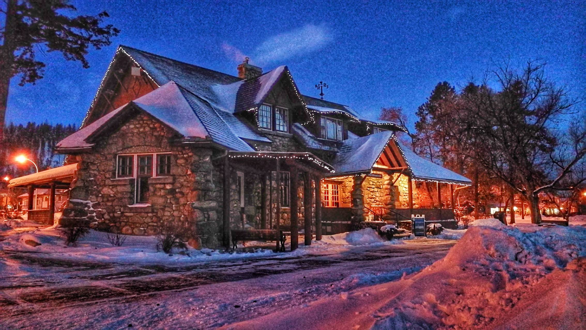 lcozy house