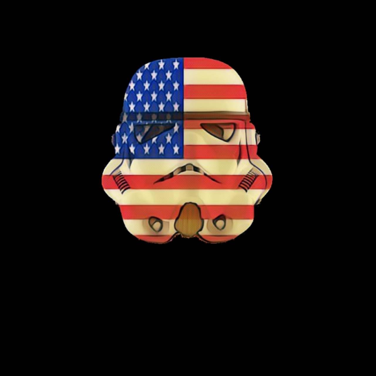 Americano trooper
