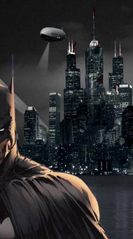 Batman Gotham City Ringtones And Wallpapers Free By Zedge