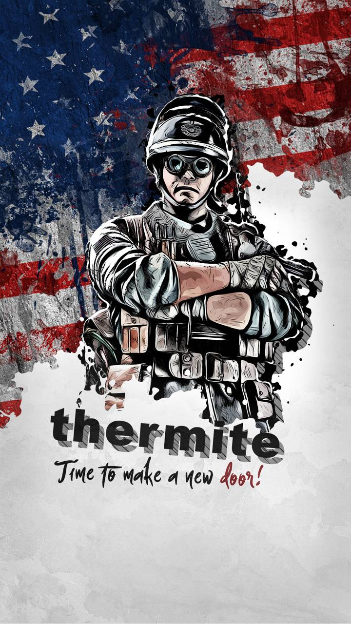 Thermite Elite Wallpaper By Trax1m 04 Free On Zedge