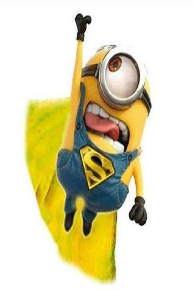 Super Man Minion