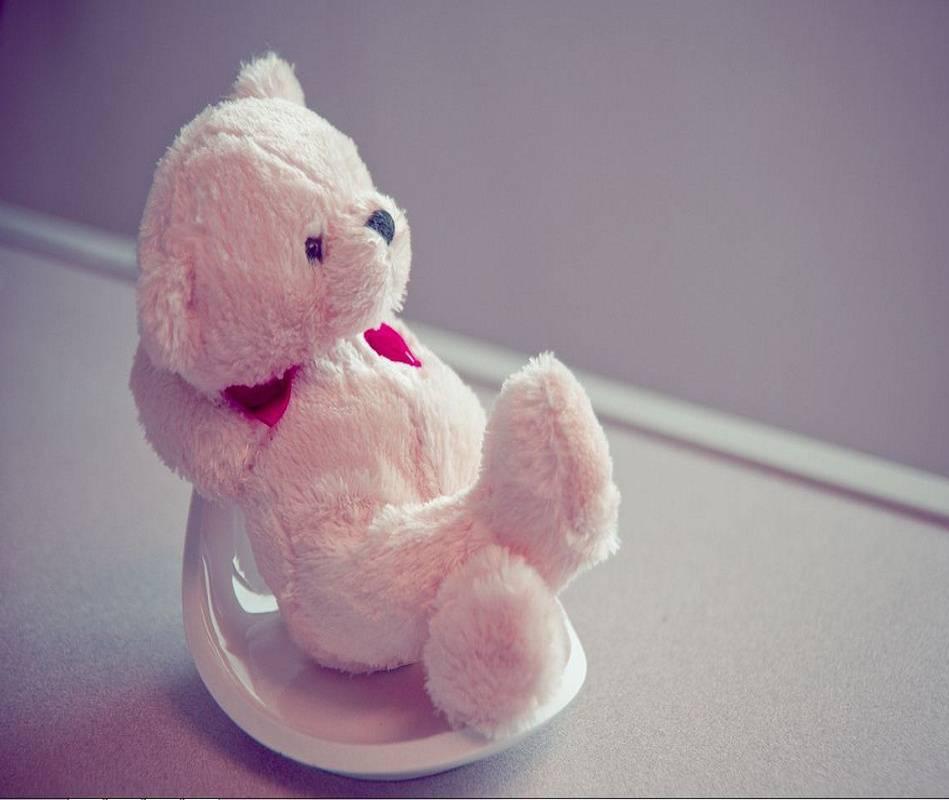 Funny Teddy Bear