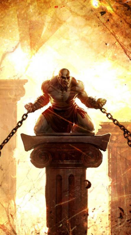 God Of War 3 Kratos Wallpapers Free By Zedge