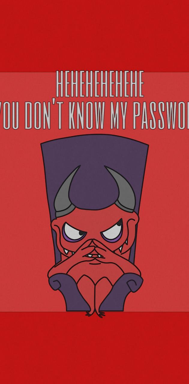 Devil password