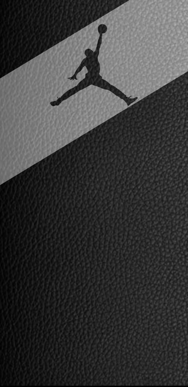 Jordan logo wallpaper by Emiliano9606