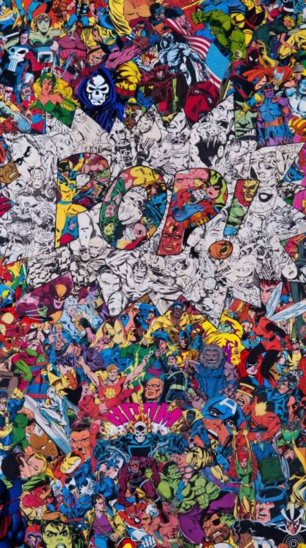 retro comics