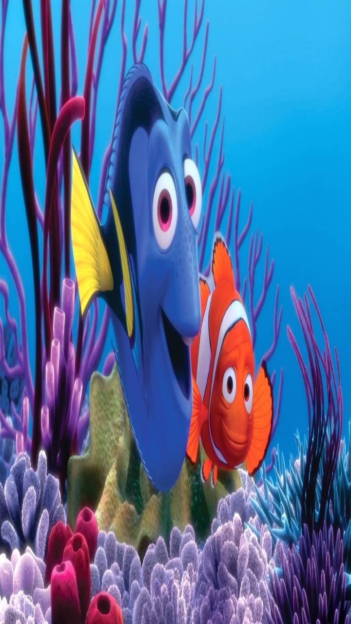 finding nemo wallpaper_lovey_ - 9f - free on zedge™