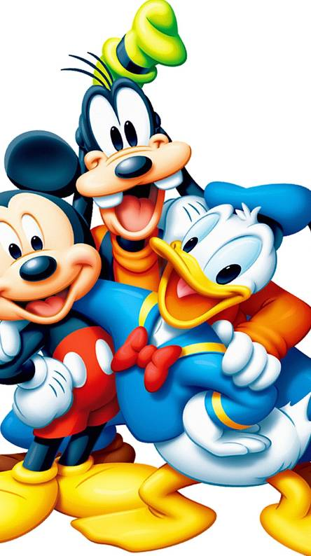Mickey Mouse Wallpapers Free By Zedge
