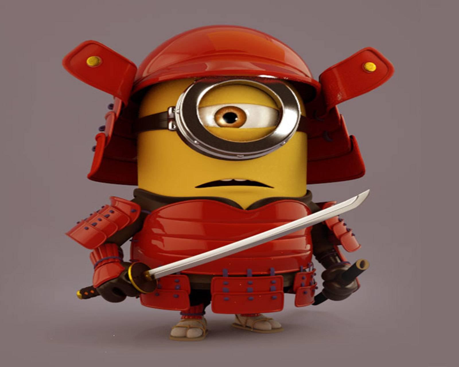 Samurai Minion