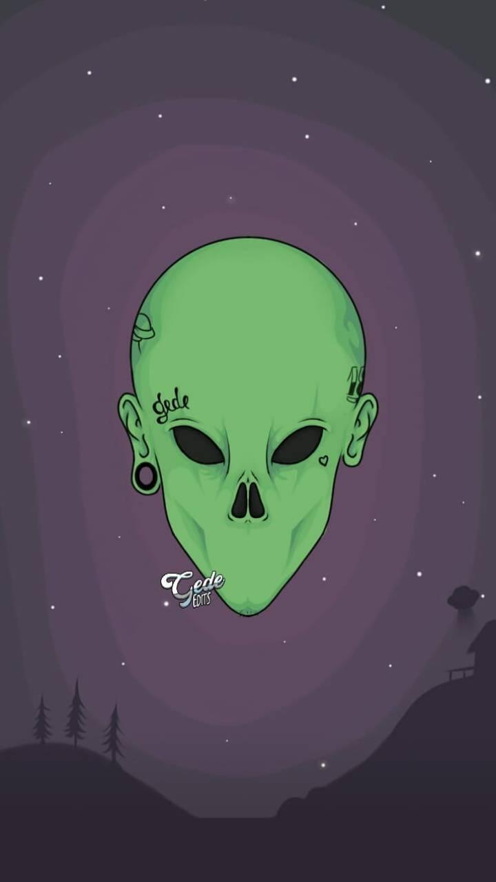 Darle alien