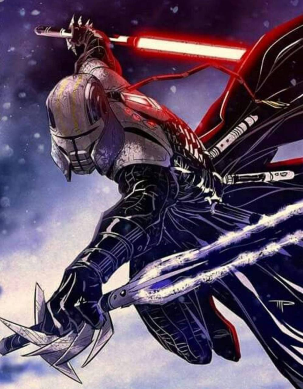Darth Starkiller Wallpaper By Darthbaren Fc Free On Zedge