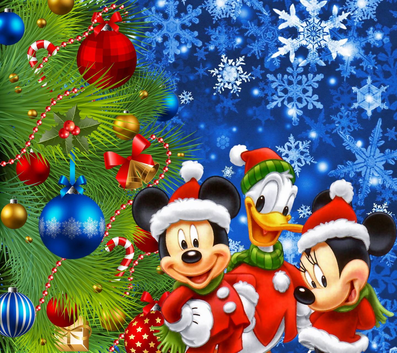 Disney Christmas Wallpaper By _MARIKA_