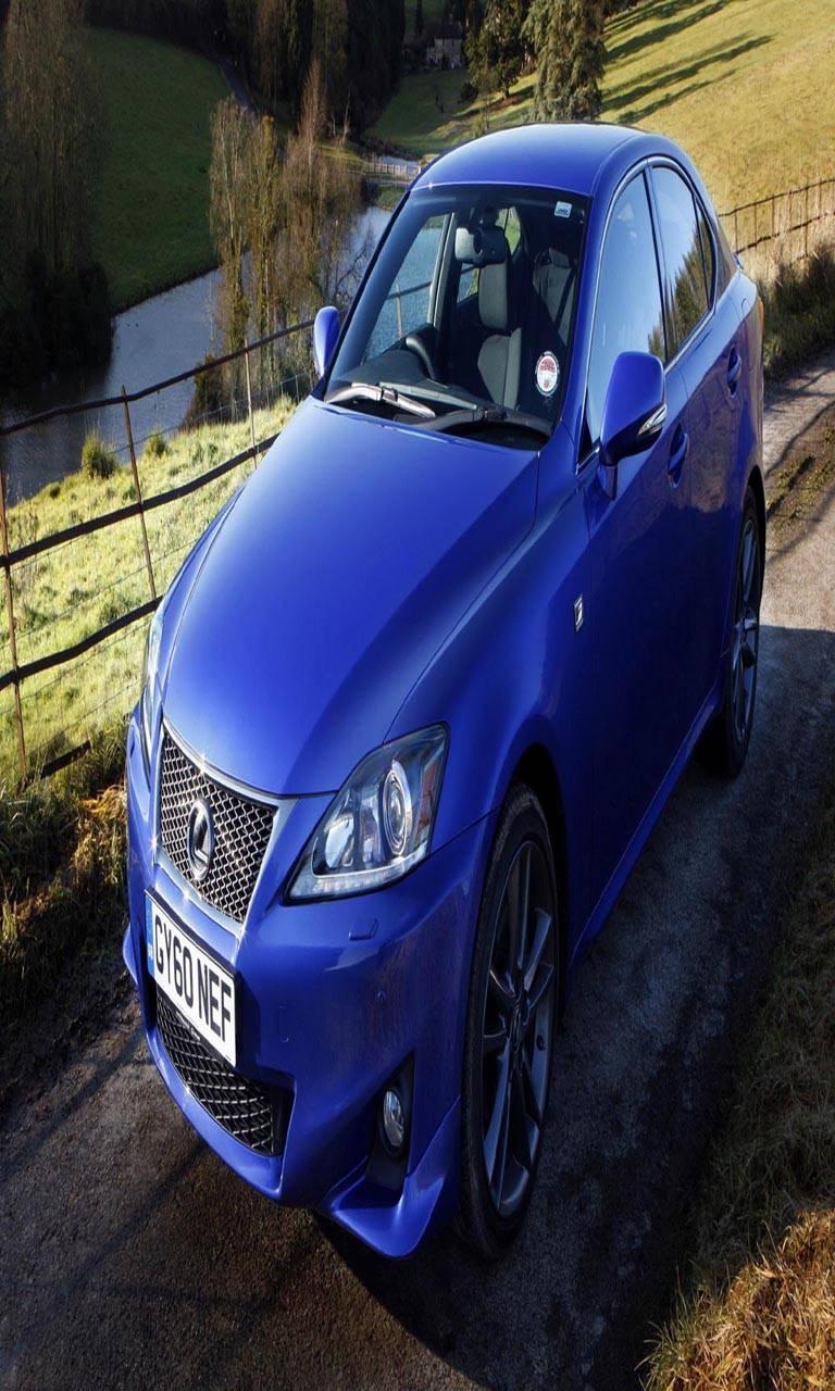Blue Lexus
