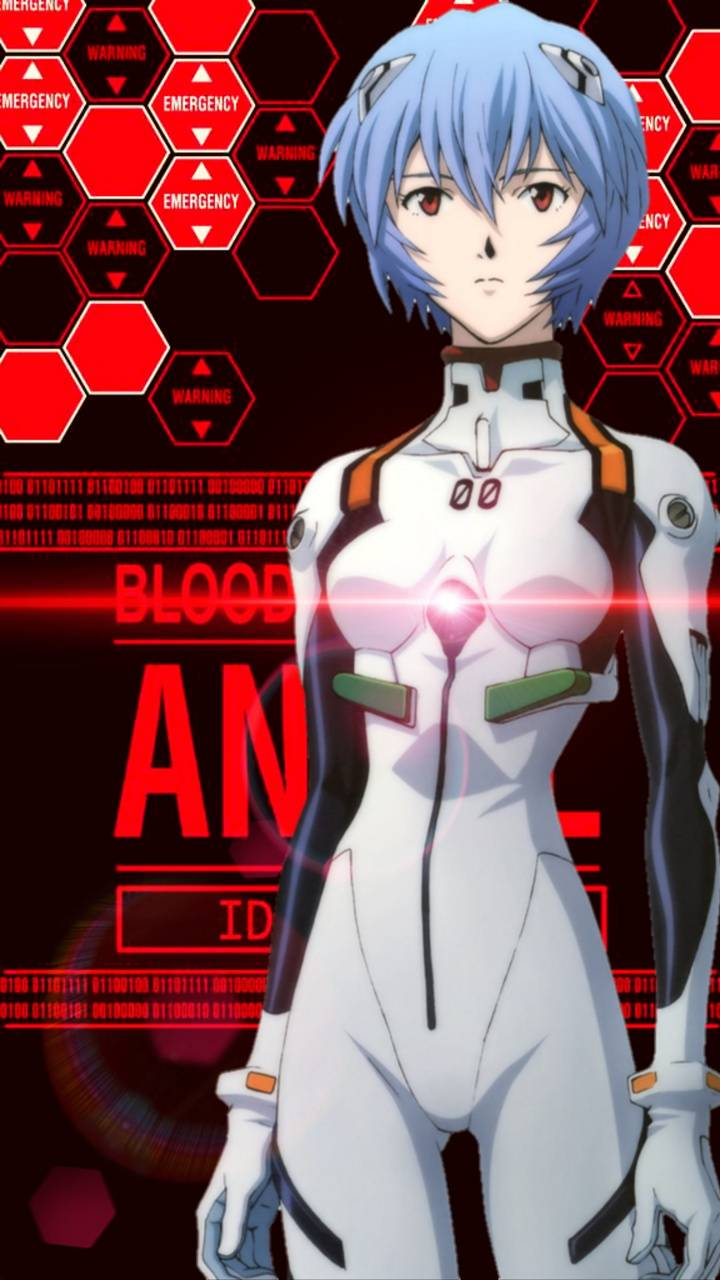 Rei Ayanami Wallpaper By Tyrantwolf Fc Free On Zedge