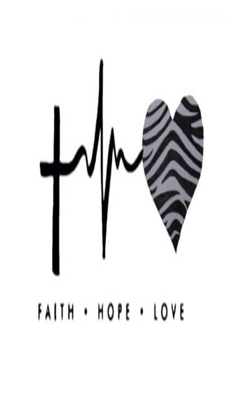 Love Faith Hope Wallpapers Free By Zedge