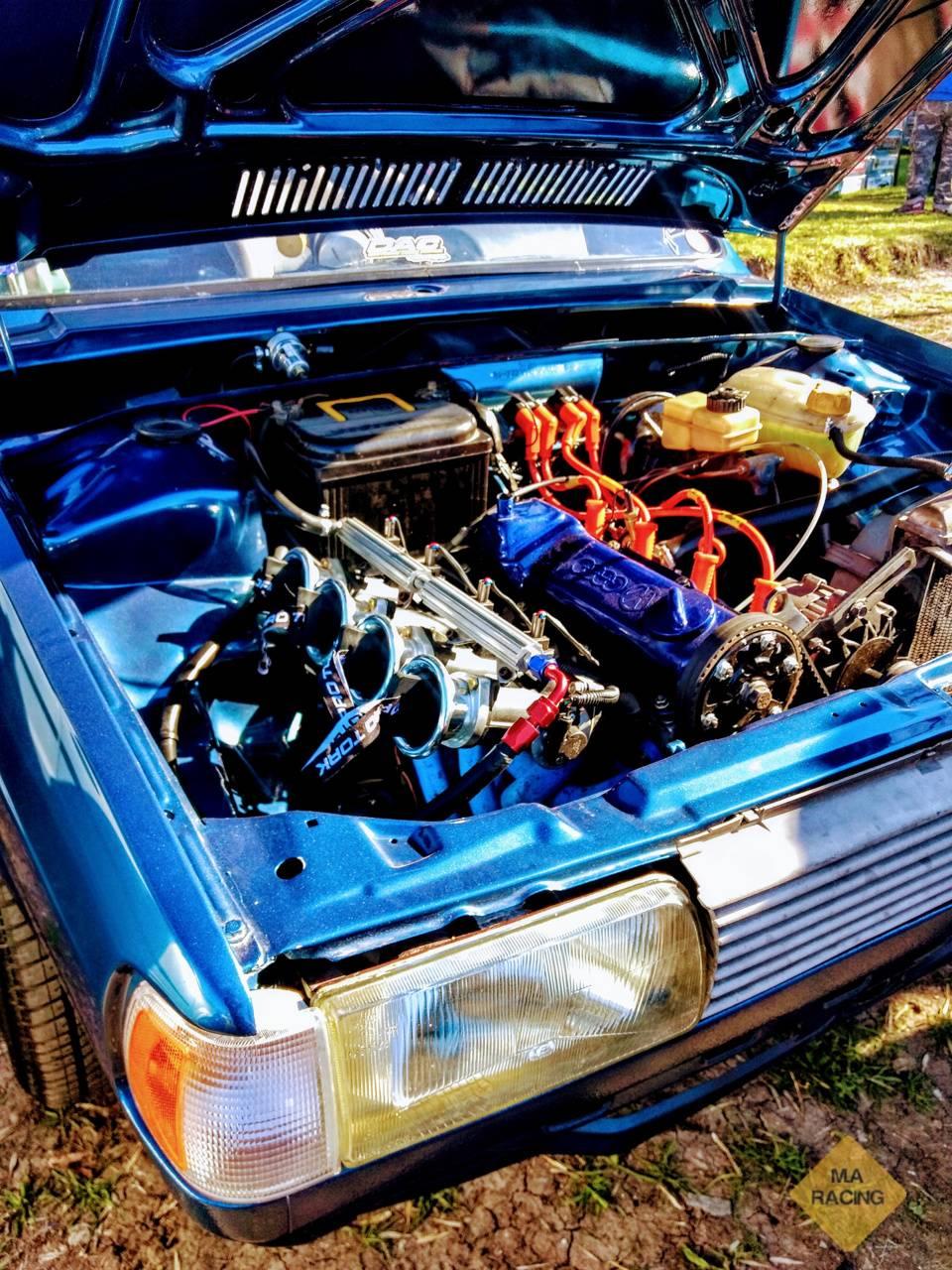 VW GOL G1