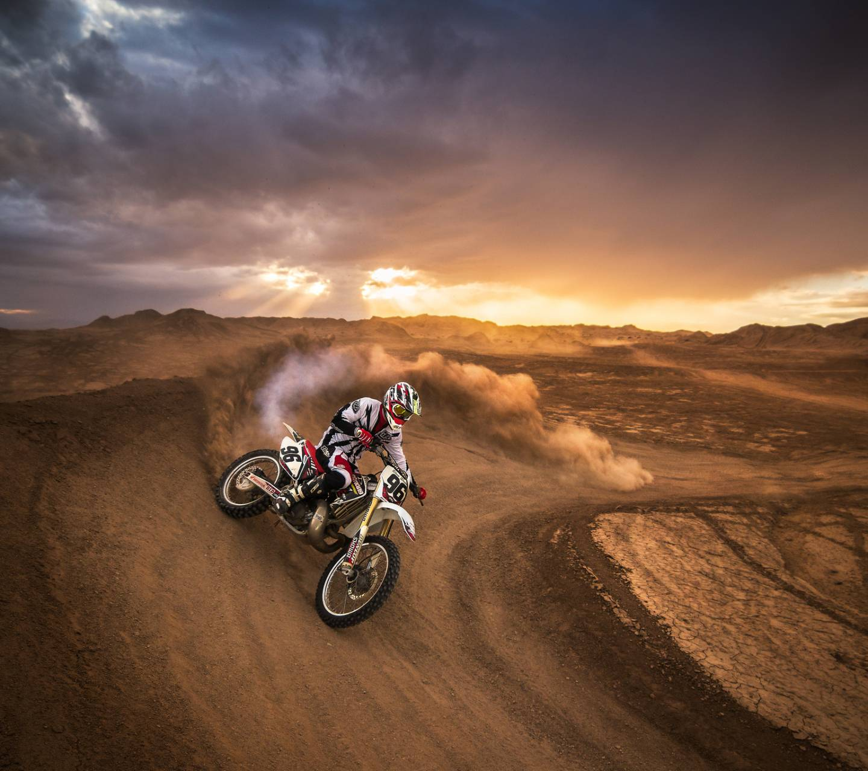 Sports-Motocross