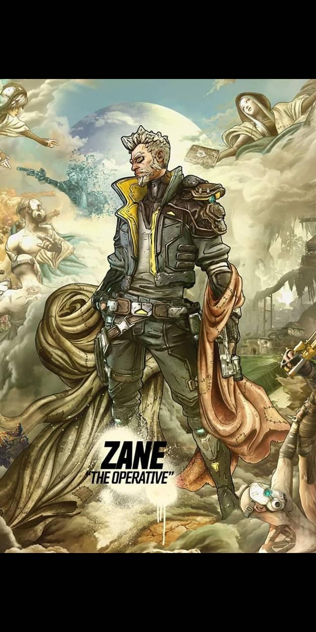 Zane The Operative