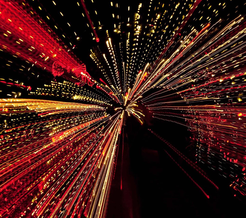 tunnel lights