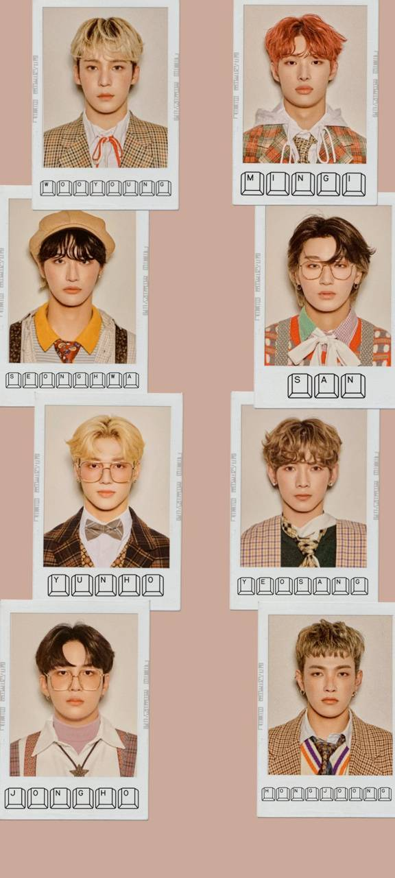 ATEEZ Wallpaper