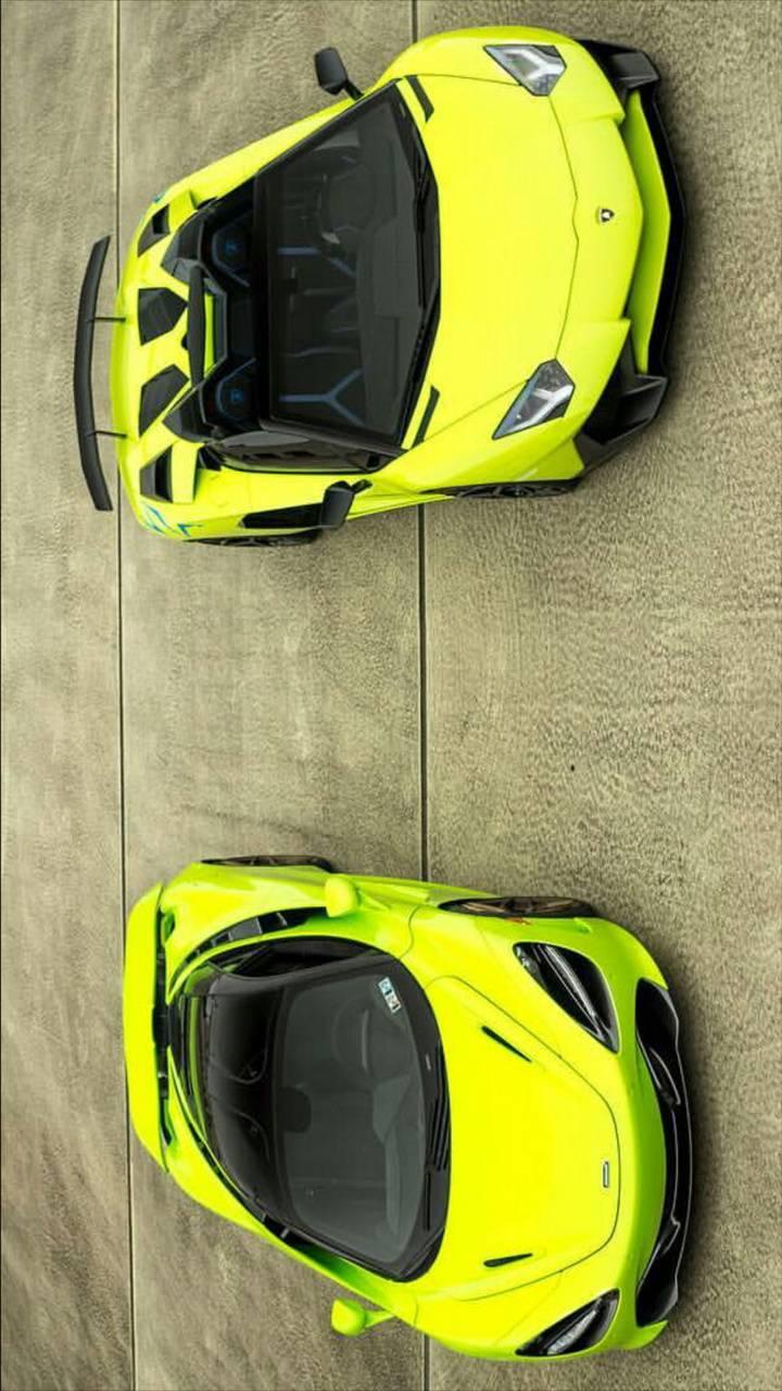 Matching Supercars
