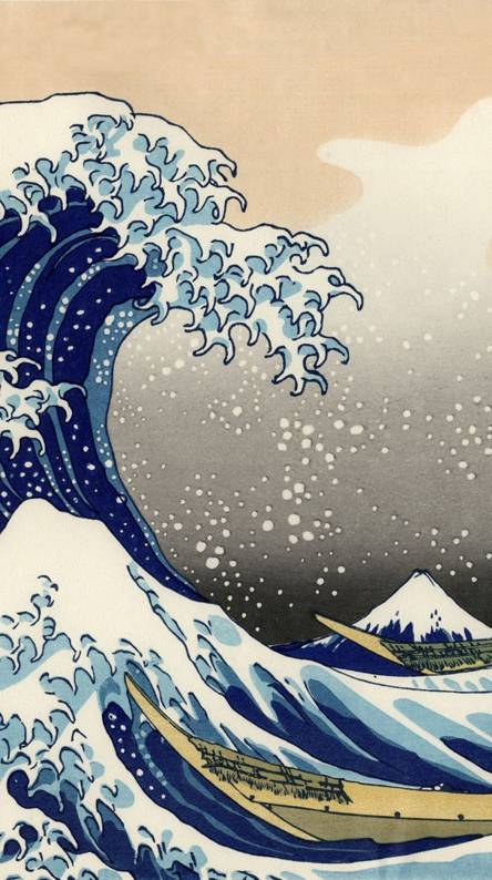 Great Wave Wallpaper