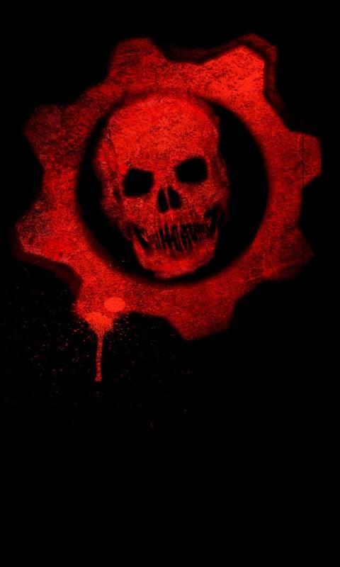 Skull - Gears Of War