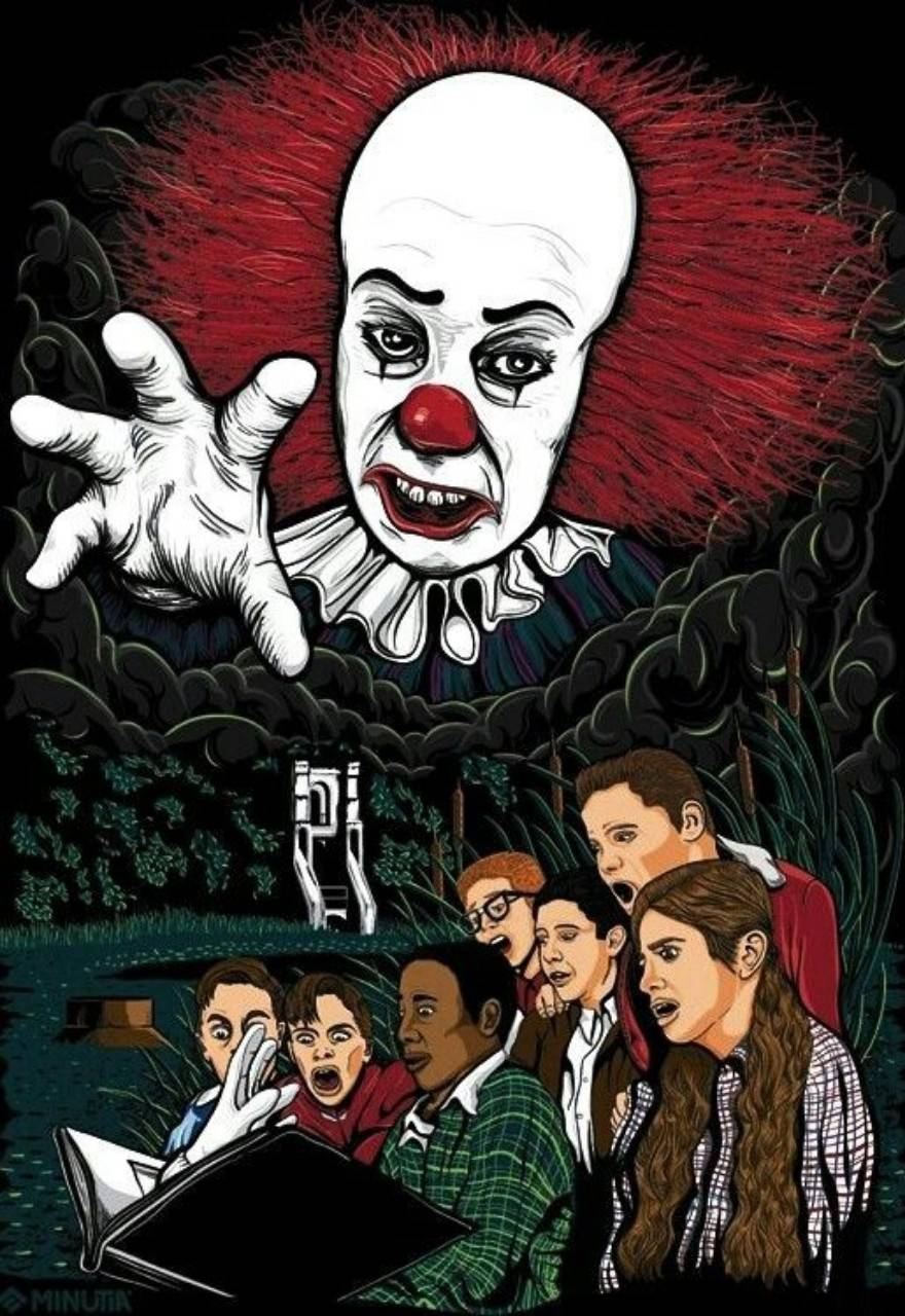Horror Pennywise Mov