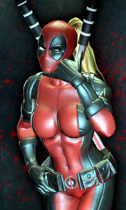 Cool Girl Deadpool