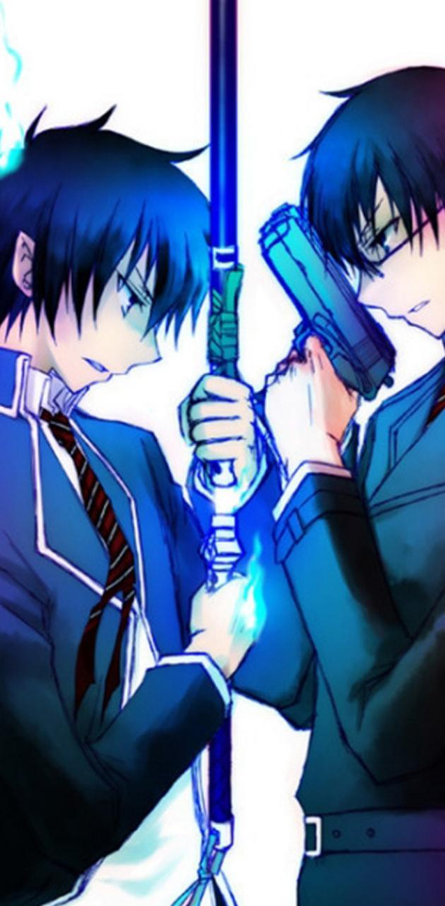 Blue Exorcists