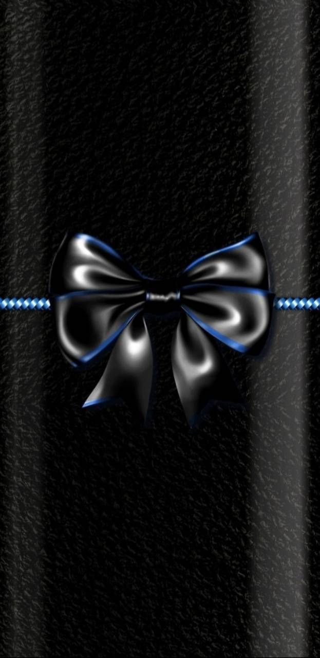BlackBlue Bow