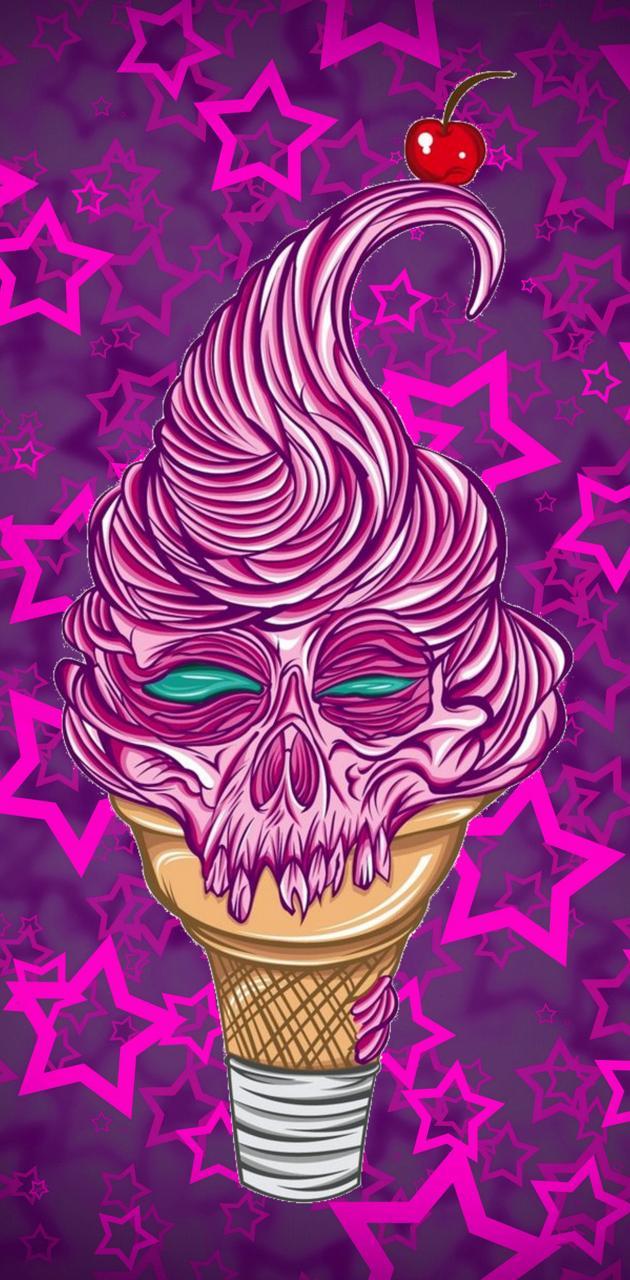 Ice cream zombie