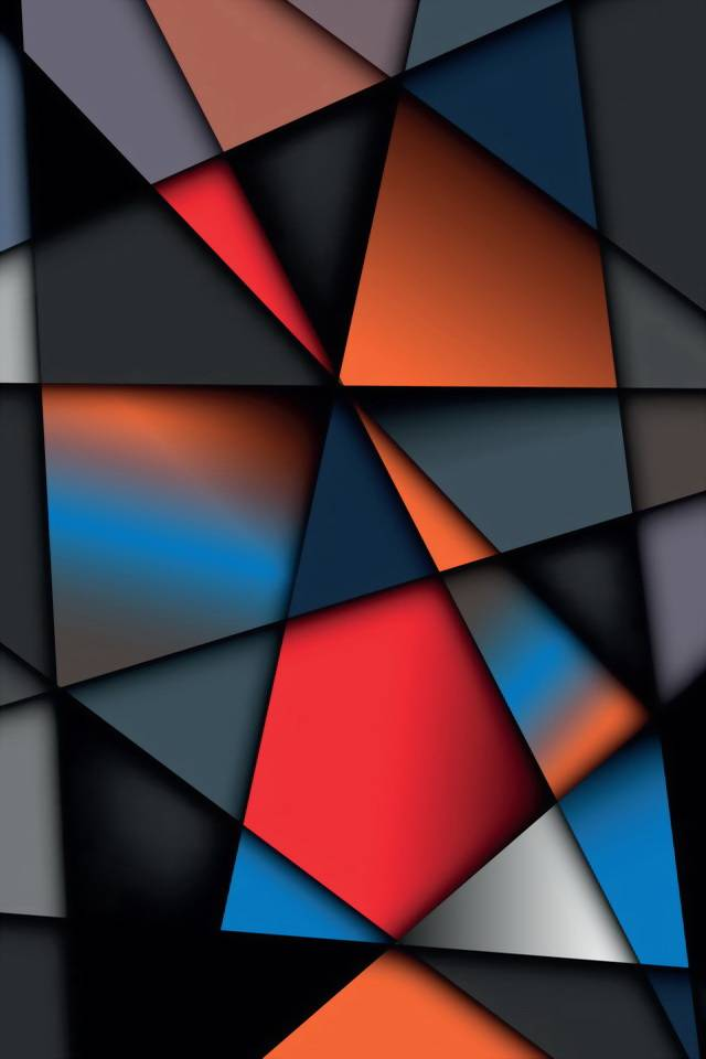 Colorful Geometry