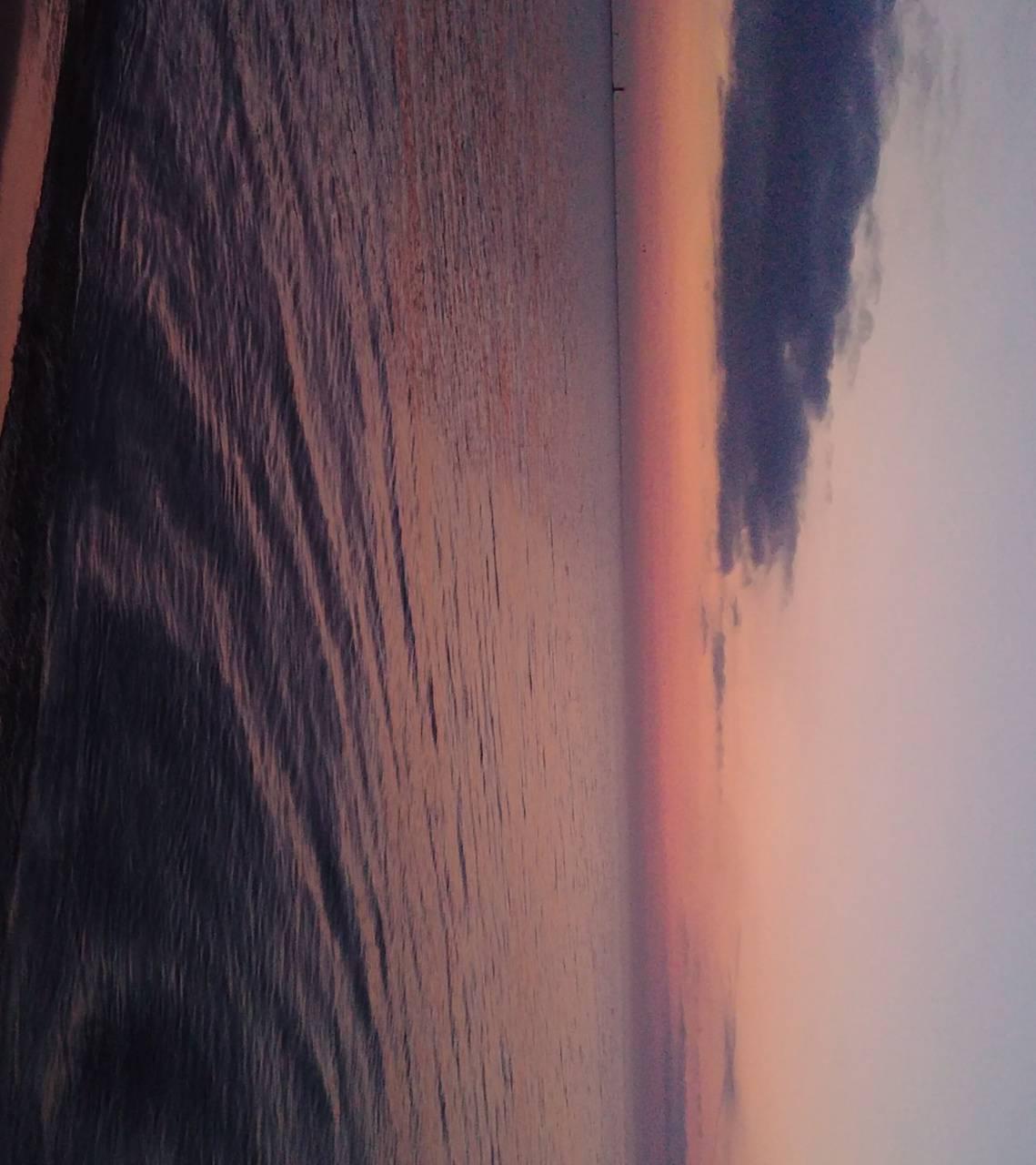 Sunset panarama