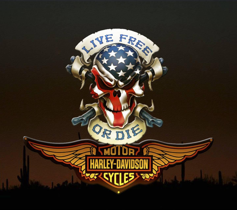 Ride a Harley