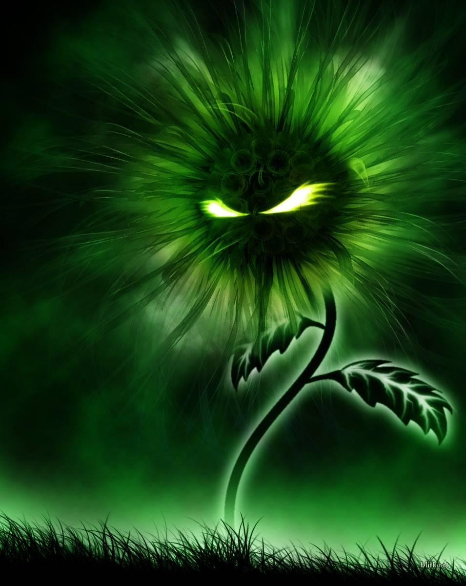 3d Sunflower