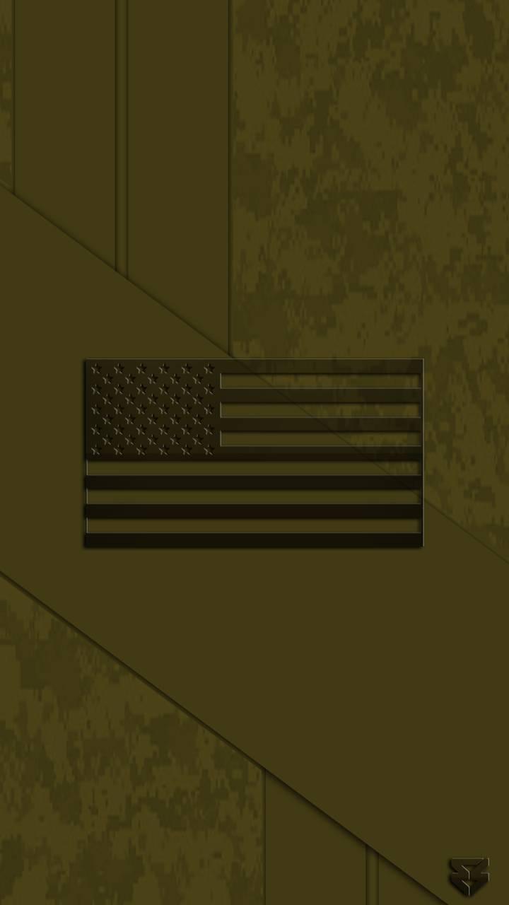 Digital Camo US Flag Wallpaper by Studio929 - e9 - Free on ZEDGE™ 9f797336de4
