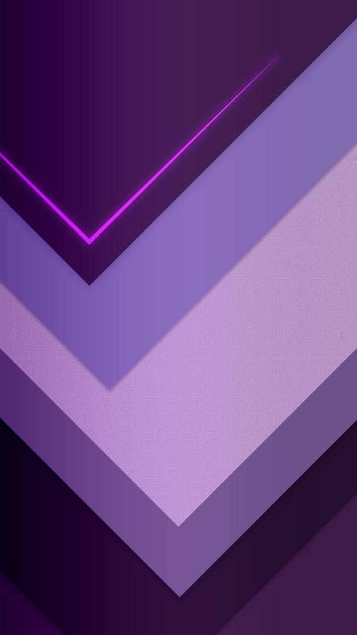 Purple Shapes