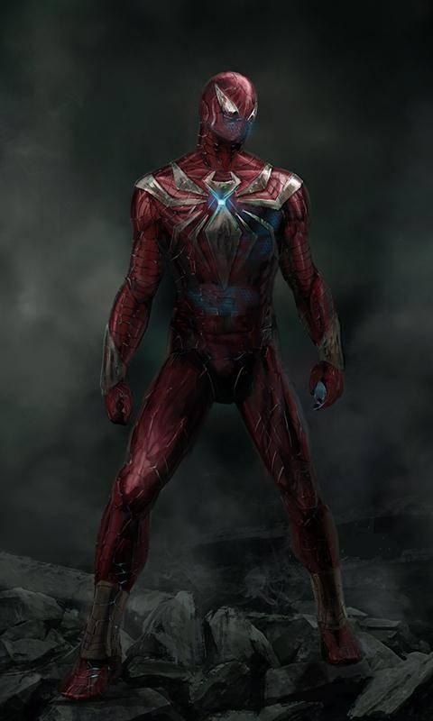 Spider Ironman