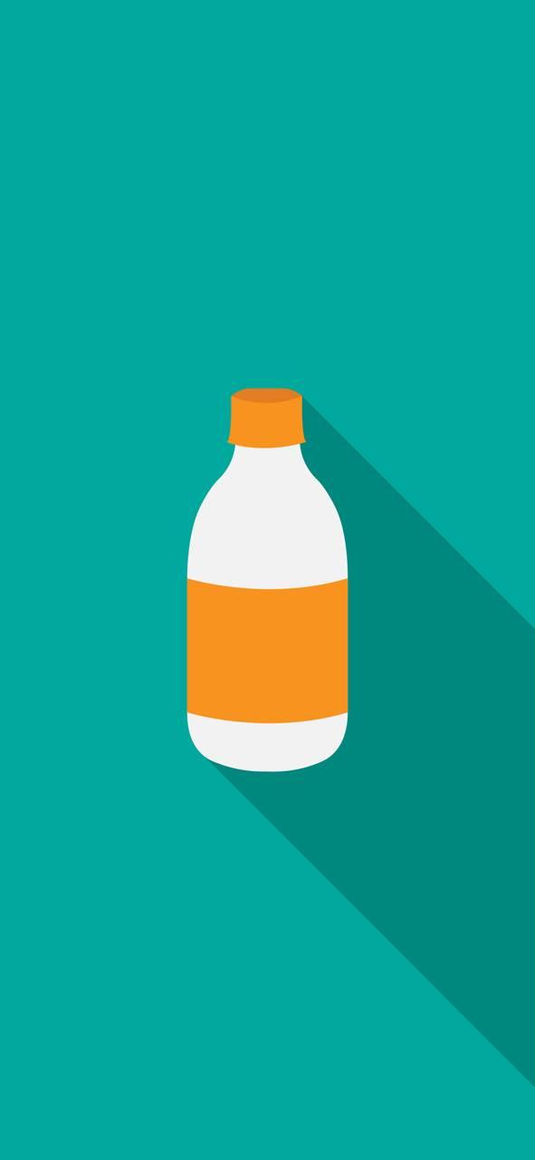fanta bottle